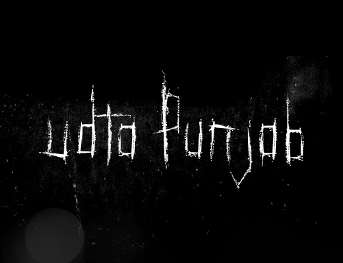 Udta Punjab - Unofficial motion poster