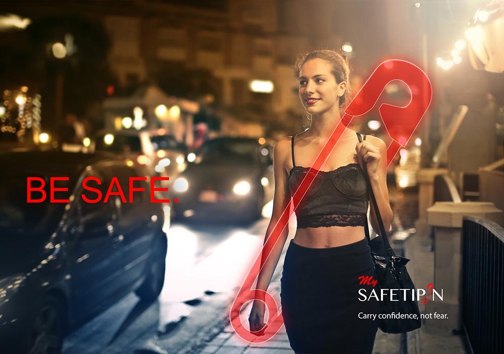 Be safe 1